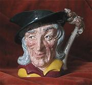 royal doulton pied piper
