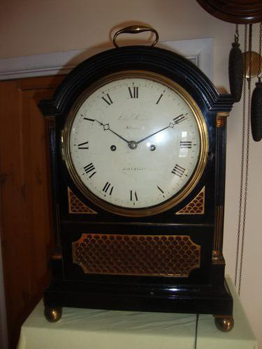 English  Mantle / Table Clock.