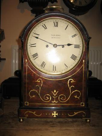 Regency Bracket Clock c.1810.