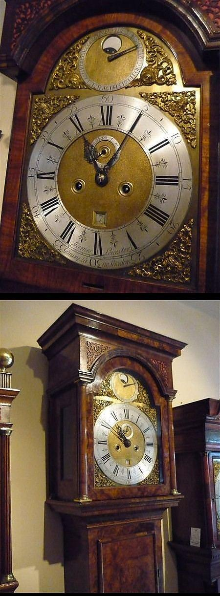 Stunning London Longcase Clock