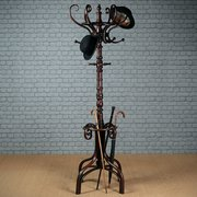 Quality_Bentwood_Hat_Stand_c19_