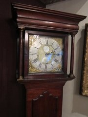 Small George II Kirkby Lonsdale Longcase Clock
